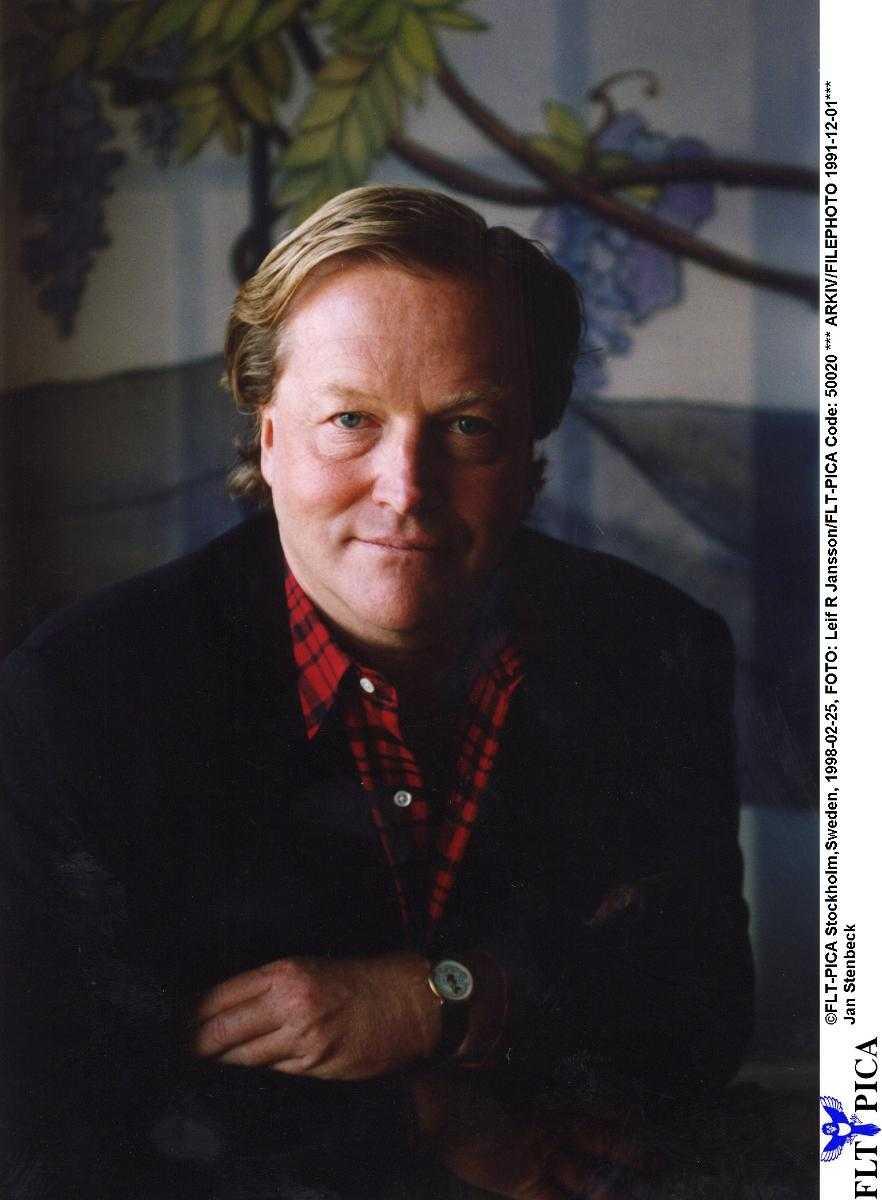 MTG-grundaren Jan Stenbeck (1942-2002).