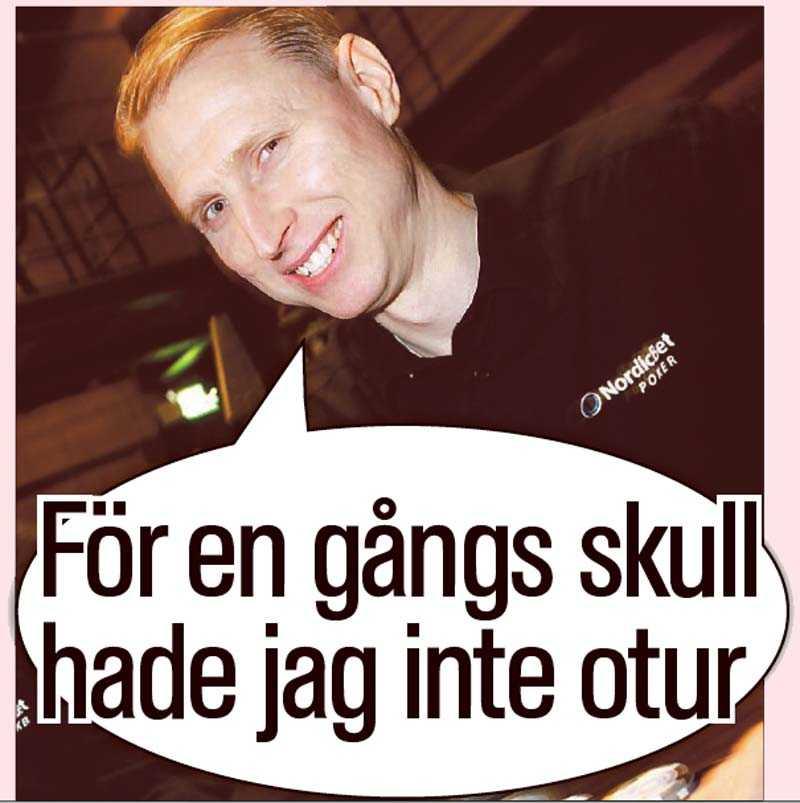 """Nästan 5,5 miljoner rikare Peter """"Nalle"""" Hedlund blev tvåa i PokerStars EPT Copenhagen – och vann 5 413 000 svenska kronor."""