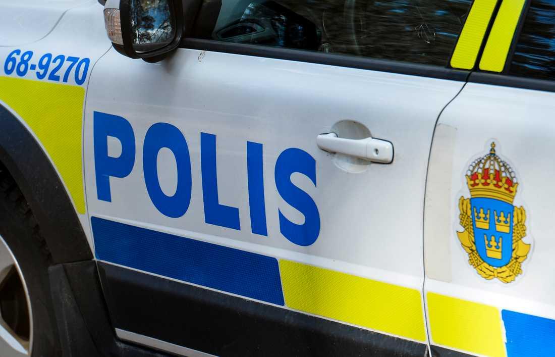 En man har förts till sjukhus efter ett misstänkt mordförsök i Härnösand tidigt på söndagsmorgonen. Arkivbild.