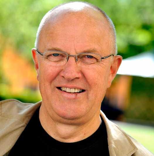 Lennart Daléus. Arkivbild från 2008.