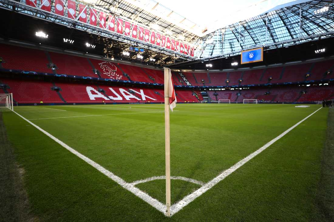 Johan Cruijff Arena, Amsterdam. Kapacitet: 54 000. Byggår: 1996.