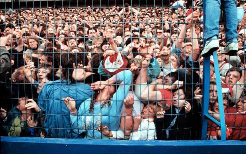 15 april 1989. Matchen var FA-cup-semifinal mellan Liverpool och Nottingham och platsen var Hillsborough stadium i Sheffield.