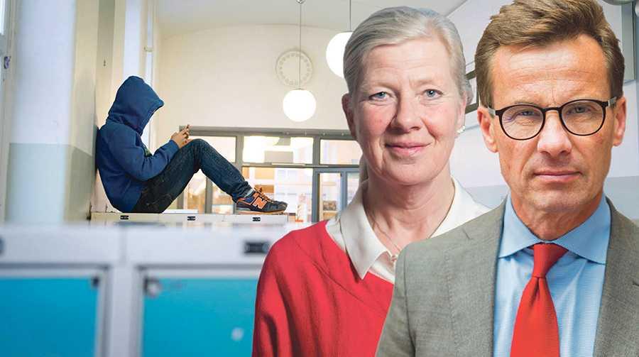 Om vi ska bana väg för en kunskapsorienterad och trygg skola krävs kraftfulla reformer, skriver Ulf Kristersson och Kristina Axén Olin.