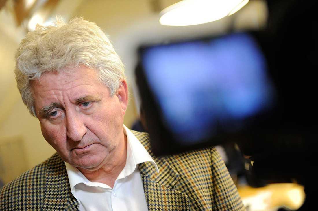 Stefan Lindeberg. Foto: TT