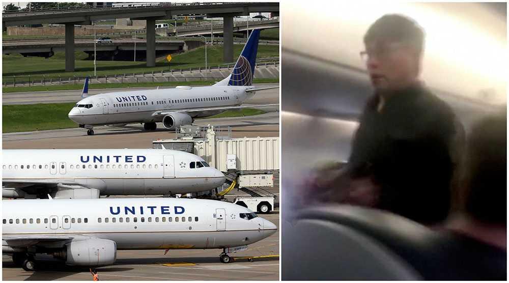 David Dao tvingades av ett United Airlines-plan med våld och slog ut flera tänder.