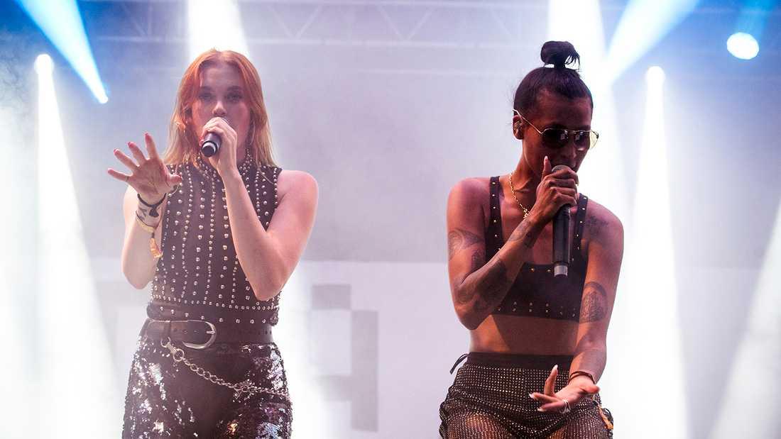 Icona Pop på Queens of Pop.