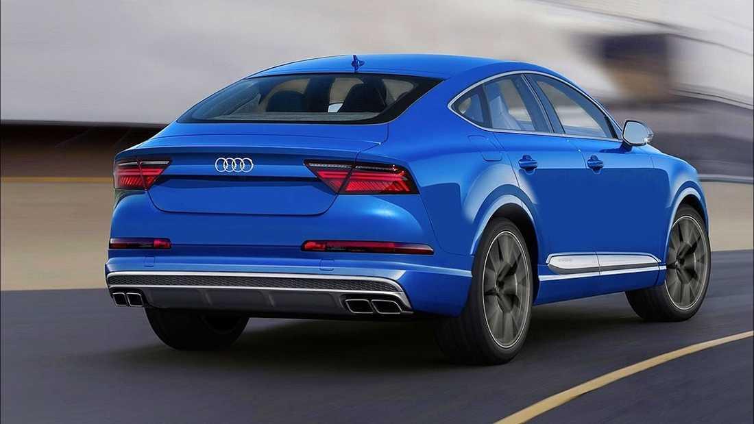 En bild på Audis nya Q8 inskickad till Aftonbladet