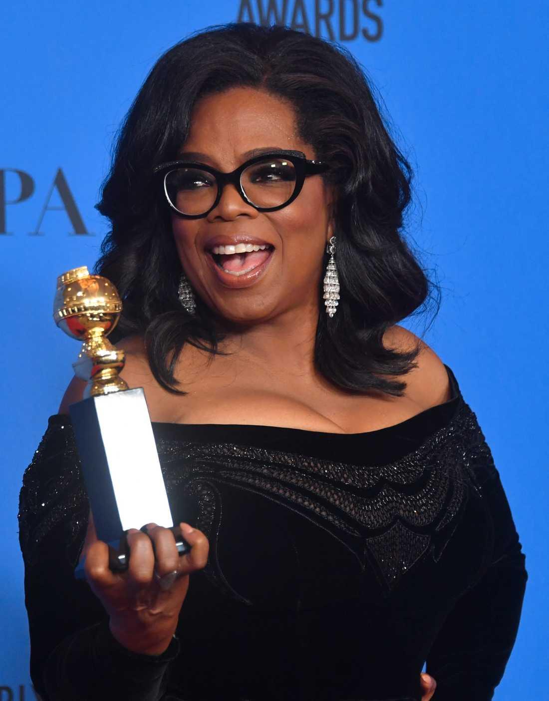 Hon blev den första svarta kvinnan att vinna det hedersfulla priset