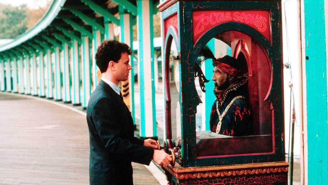 """Penny Marshall regisserade bland annat filmen """"Big¡ med Tom Hanks i huvudrollen (1988)."""