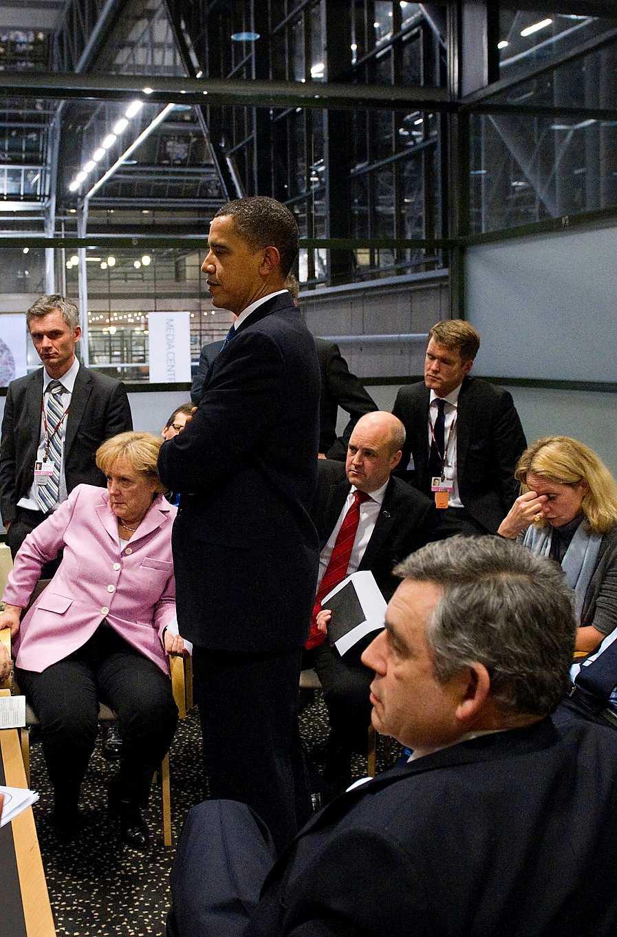 Uppgivet för fem år sen Klimatmötet i Köpenhamn blev ett fiasko. Merkel, Obama, Reinfeldt och de andra lyckades inte i förhandlingarna. Den här gången är förutsättningarna bättre.