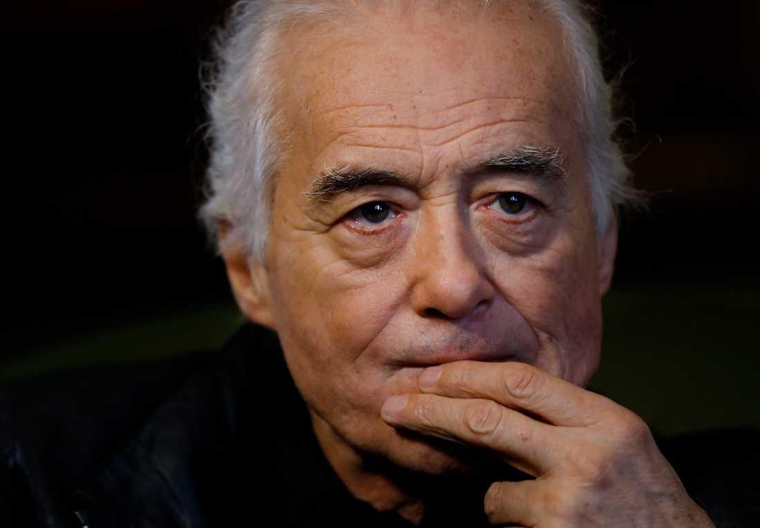 Jimmy Page.