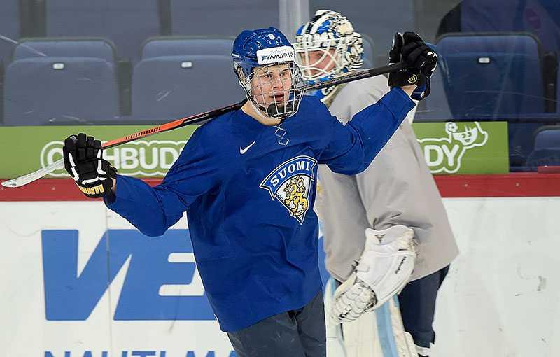 Puljujärvi får inte plats i Finlands VM-trupp.