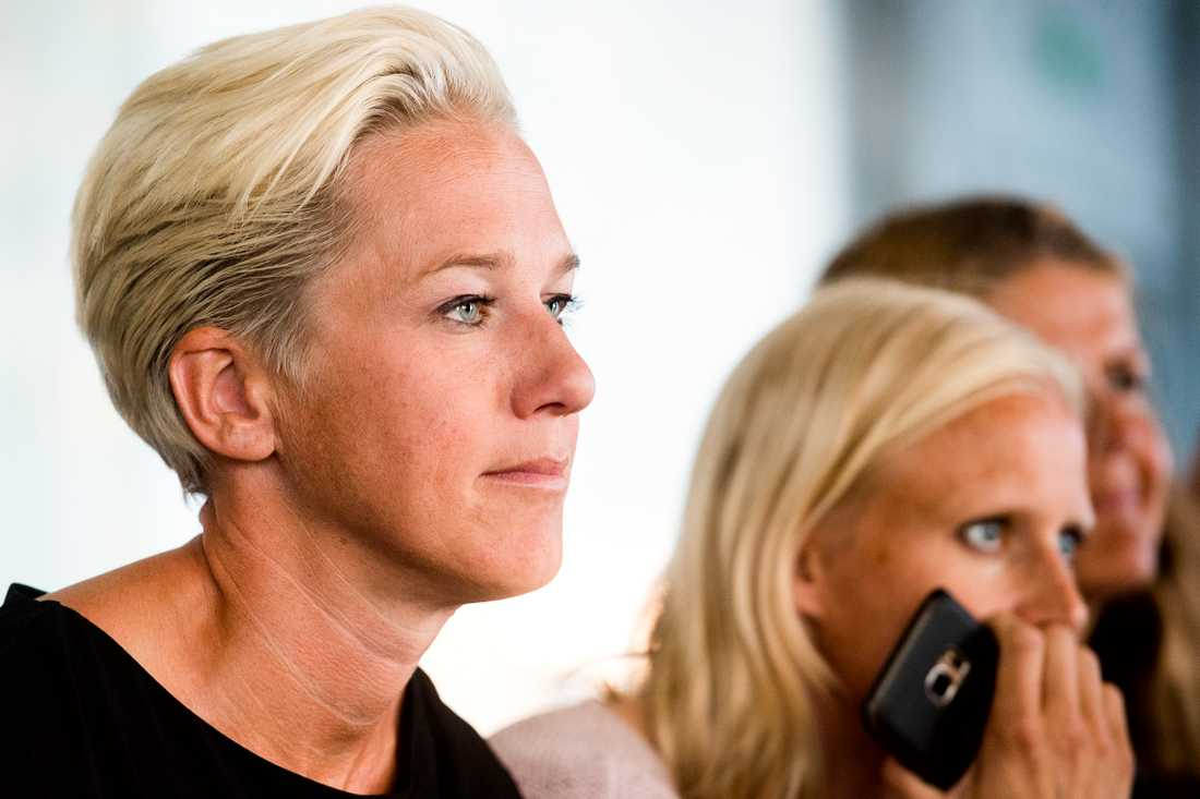 Kajsa Bergqvist.