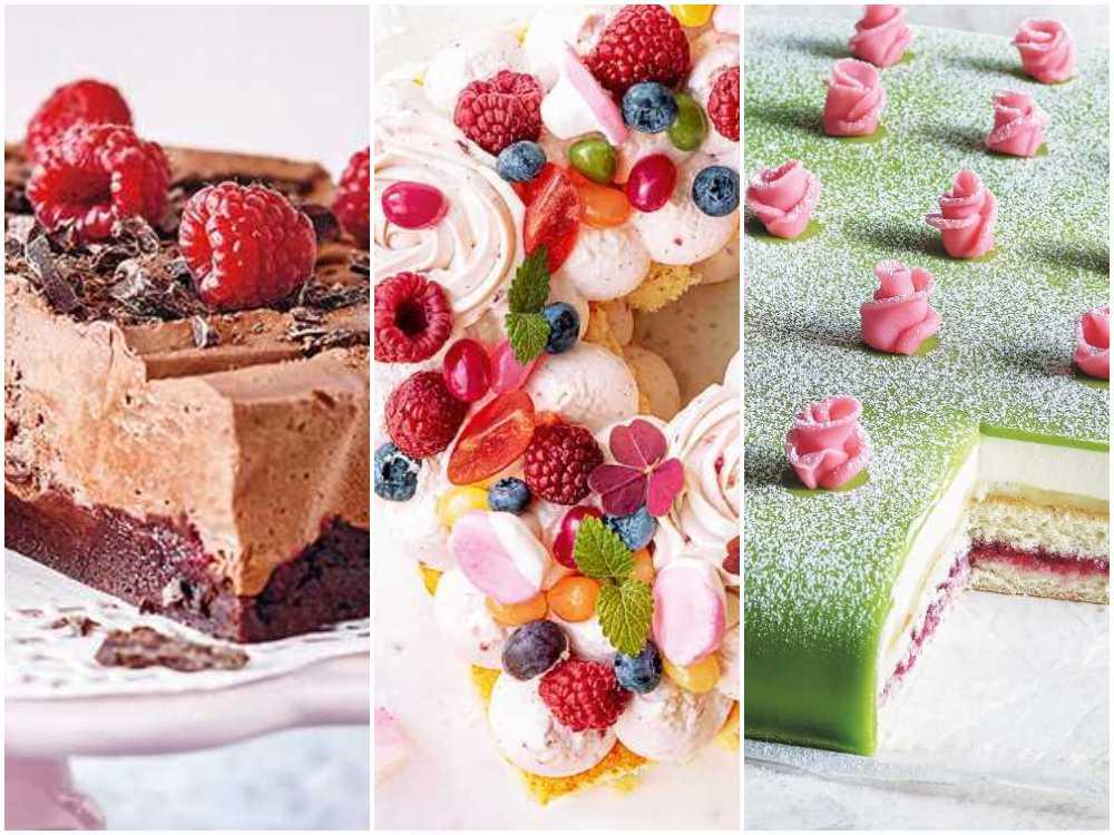 Tårtor för alla kalas