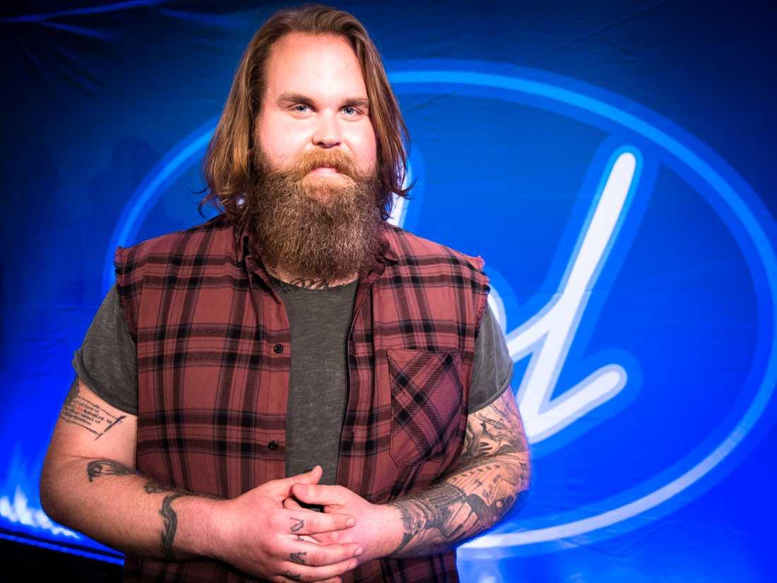 Christoffer Kläfford blev kontaktad av TV4.