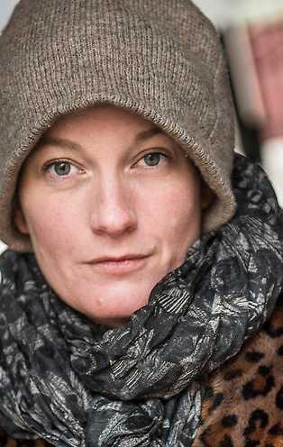 Agnes Lidbeck, författare.