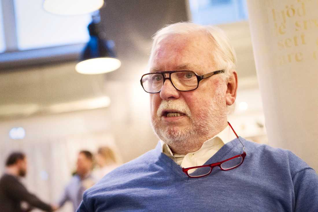 Leif Mannerström.