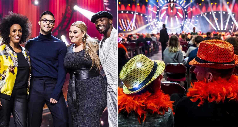 Melodifestivalen 2019: Här är Resultatet