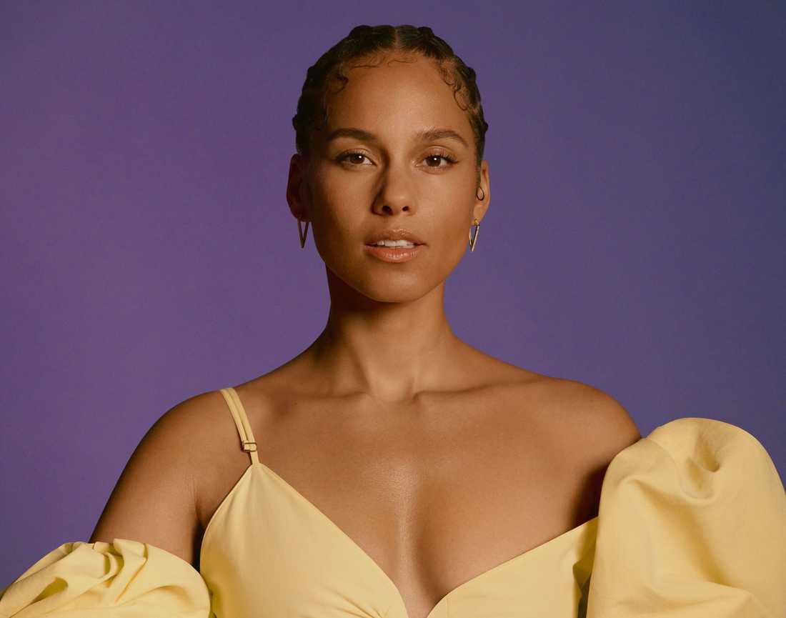 """""""Alicia"""" beskrivs som Keys mest personliga album hittills, men låter förvillande likt hennes tidigare verk. Det är nödvändigtvis inte ett problem."""