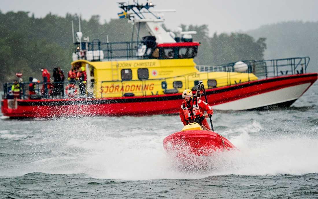 Sjöräddningen är en ideell organisation med 100 000 medlemmar – och 2 000 frivilliga sjöräddare.