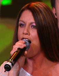 Ida och låten  Vill va dig närmre  föll juryn i smaken.