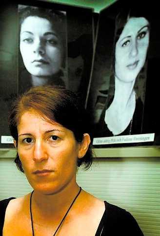 Sara Mohammad startade för några år sedan föreningen Glöm aldrig Pela och Fadime för dem som drabbas av så kallat hedersvåld.
