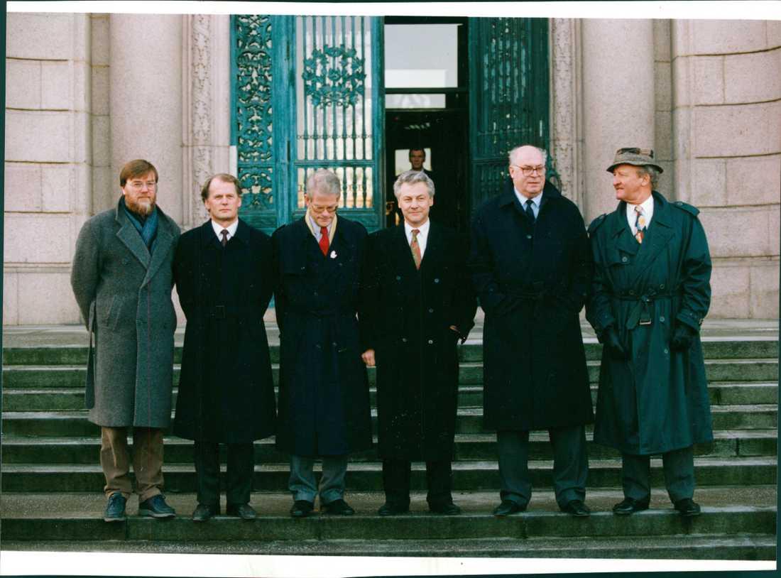 Partiledare mot rasism 1992