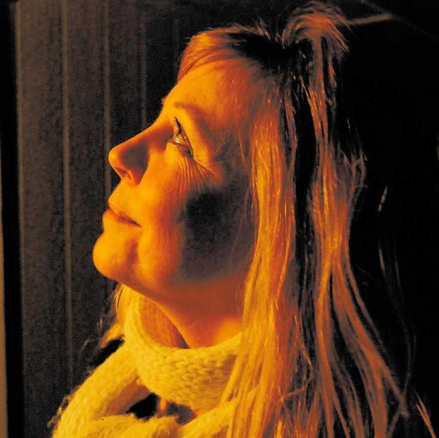 ANKLAGAD – DU ÄR BESATT Kristina Strömqvist polisanmäler pastorn som försökte hindra henne från att säga sin mening i Filadelfiakyrkan på Öland.