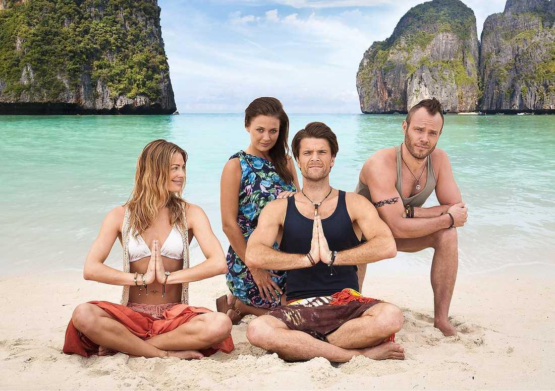 """MAN """"En gång i Phuket"""" Regi: Staffan Lindberg"""