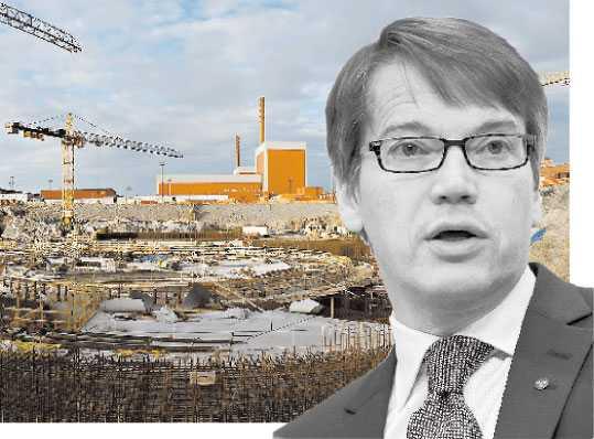 Kärnkraftsförslag Kristdemokraternas nya energipolitik skulle kunna bli dyr för Sverige. Göran Hägglund verkar blunda för olycksriskorna, det radioaktiva avfallet samt kostnaderna för nya reaktorer. Bygget i Olkiluoto på andra sidan Östersjön blir bara dyrare och dyrare.