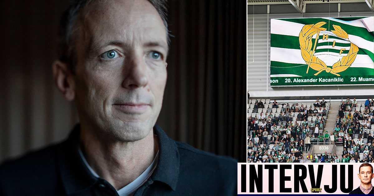 """Niva möter Hammarbys supporterikon: """"Läkaren bad mig att inte googla"""""""