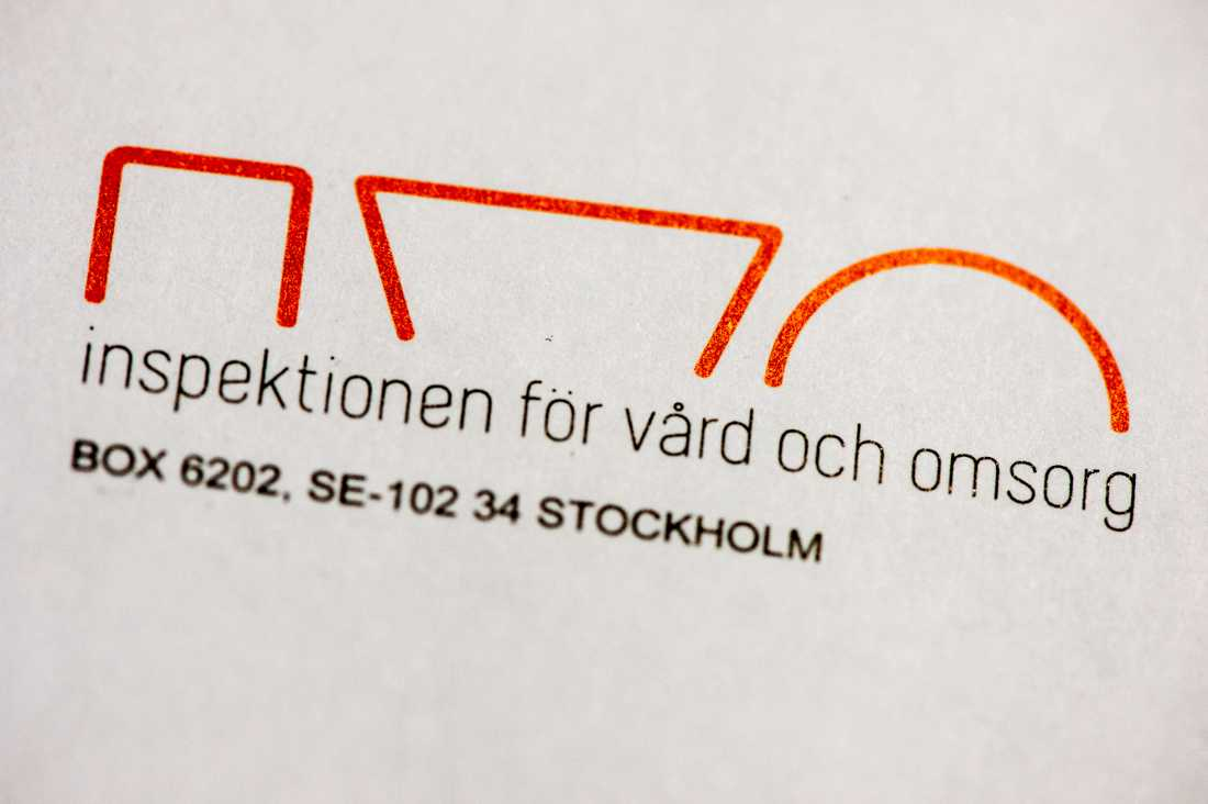 Inspektionen för vård och omsorg kritiserar Södra Älvsborgs sjukhus. Arkivbild.
