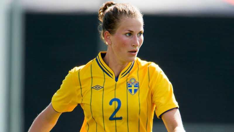 Emma Berglunds skadekänning är över.