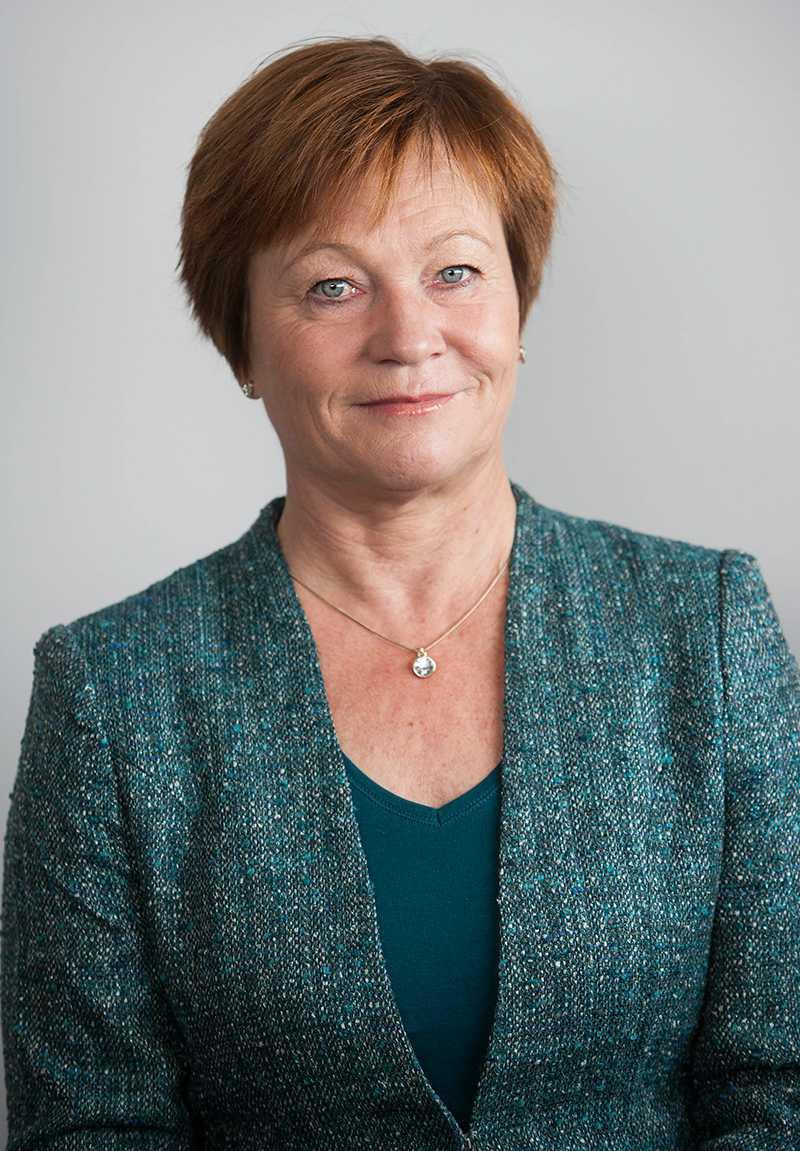Nina Ehnhage Informationschef på Casino Cosmopol