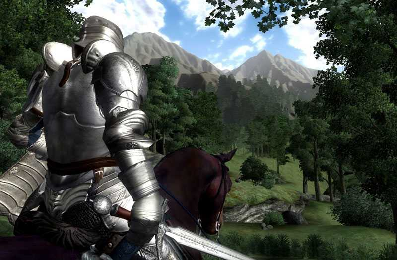 """""""Elder scrolls IV: Oblivion""""."""
