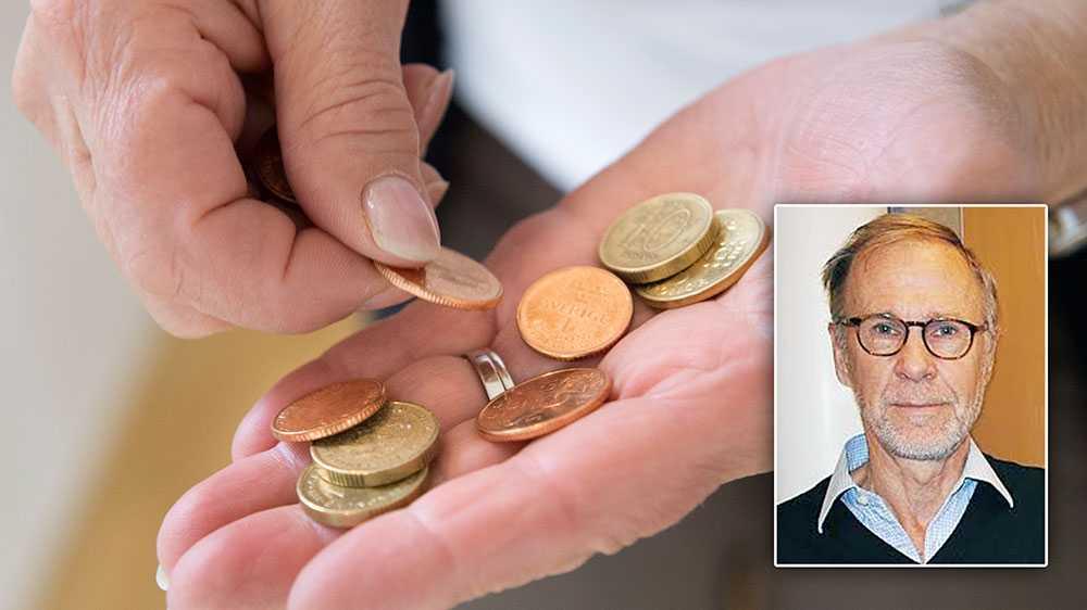 En könsdiskriminerande änkepension har ersatts av en åldersdiskriminerande omställningspension, skriver Jöran Rubensson, tidigare ordförande i Sveriges Pensionärers Riksförbund, SPRF.