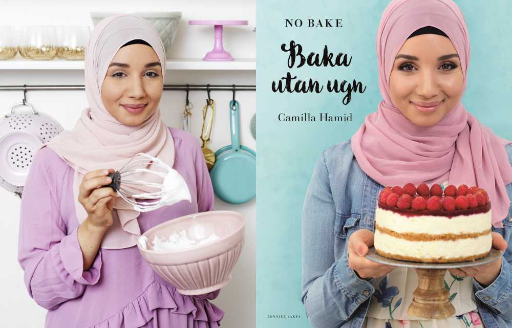 Camilla Hamids nya bok Baka utan ugn.