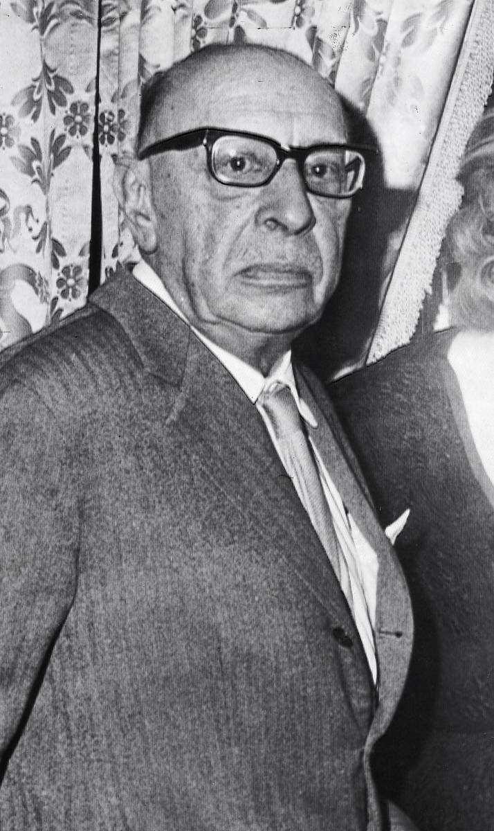 Igor Stravinskij.
