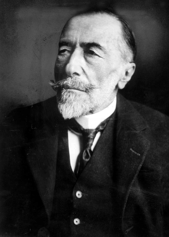 Joseph Conrad.