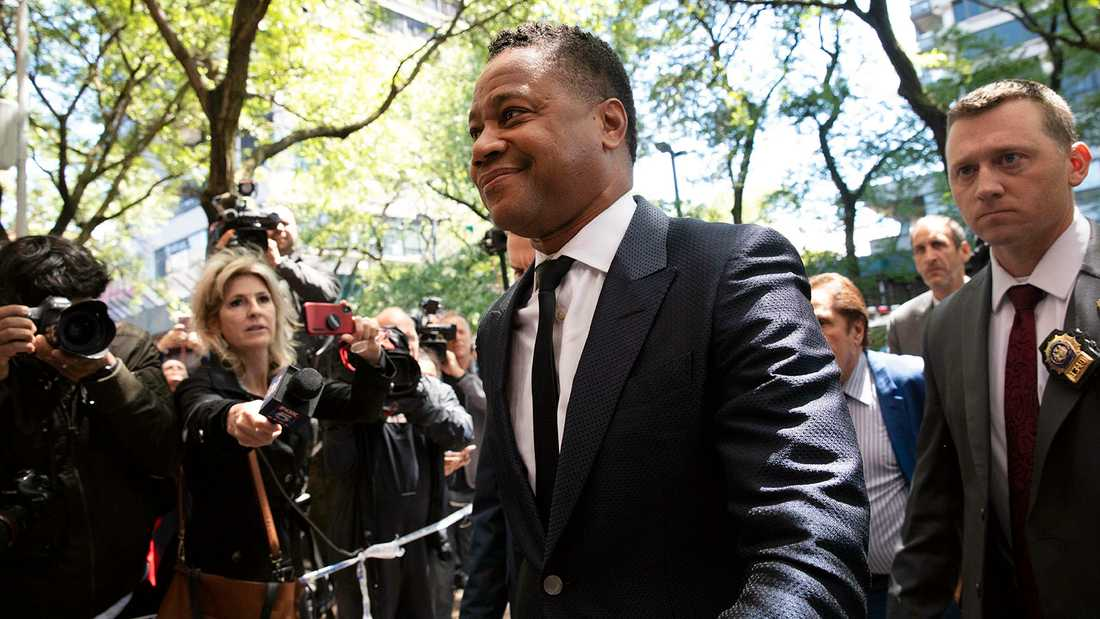"""Skådespelarens advokat, Mark J. Heller, säger till People att de nya anklagelserna inte är """"trovärdiga"""""""