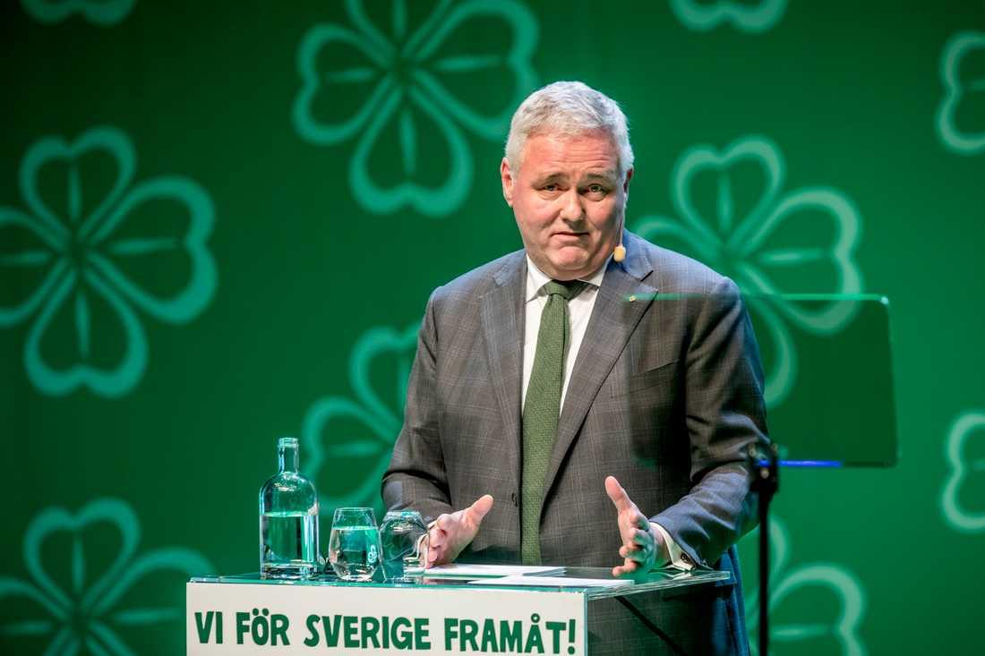 """""""Januariavtalet har skapat nya, bättre möjligheter för hela Sverige"""", hävdar Anders W Jonsson."""