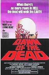 """Affischen till """"Dawn of the dead"""" (1978)."""