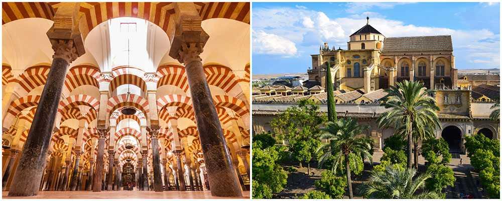 Den vackra moské-katedralen är en del av Unescos världsarvslista.