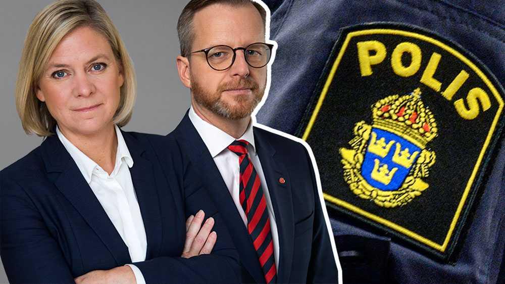 Vi tänker aldrig acceptera att våra välfärdssystem utnyttjas av kriminella som både utnyttjar människor och skor sig på samhällets resurser, skriver inrikesminister Mikael Damberg (S) och finansminister Magdalena Andersson (S).
