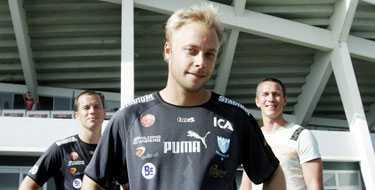 """hemma igen Anders Andersson är Malmös senaste tillskott i jakten på allsvenskt guld och en plats i Champions League. I MFF återförenas han med bröderna Patrik och Daniel i """"Andersson-ligan""""."""