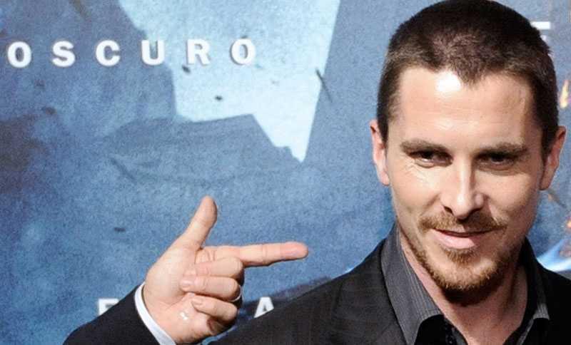 Filmens medproducent förklarar Bales utbrott med att han blev störd i sitt arbete.