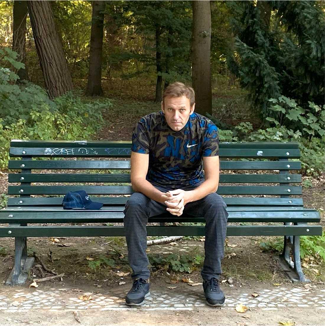 Aleksej Navalnyj i Berlin.