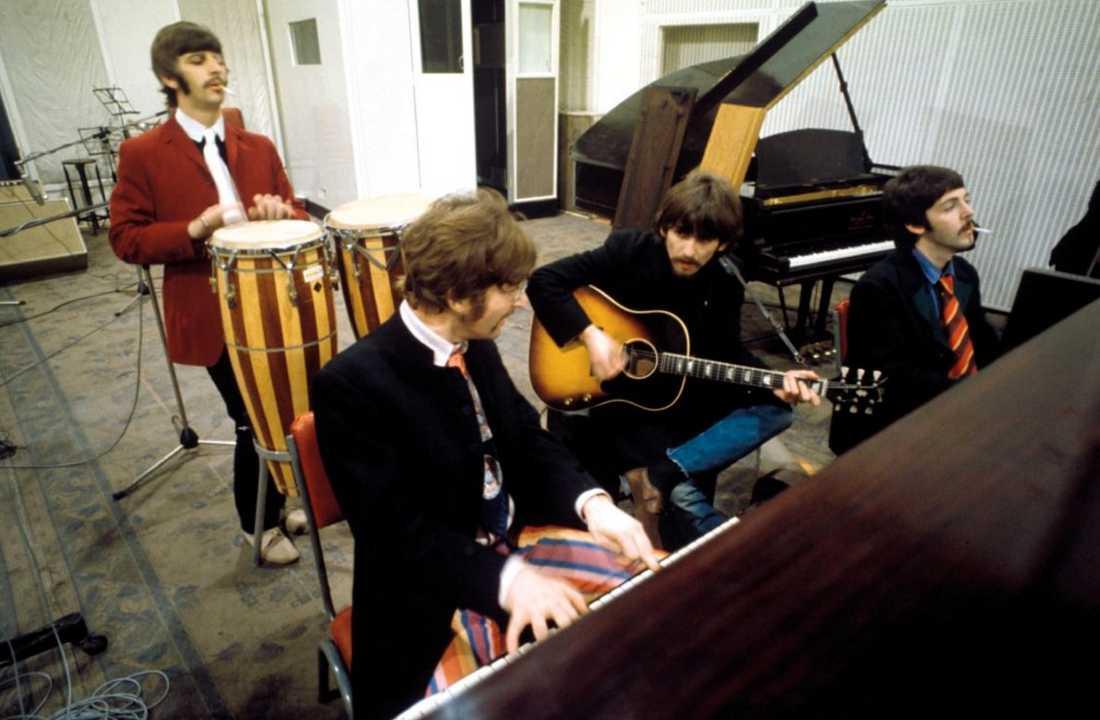 Ungdomar känner till The Beatles, inte Elvis Presley, visar en brittisk undersökning. Deprimerande, skriver Fredrik Virtanen.