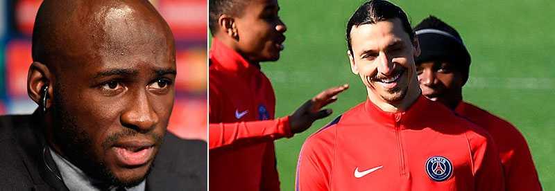 Mangala ska försöka stoppa Zlatan i CL-kvartsfinalen.