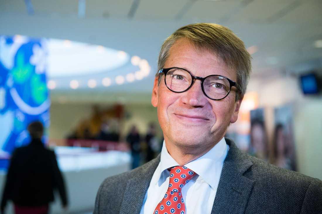 Göran Hägglund, tidigare partiledare för Kristdemokraterna.